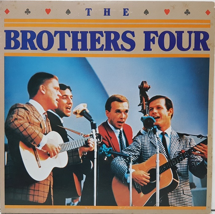 THE BROTHERS FOUR 2LP(수입)