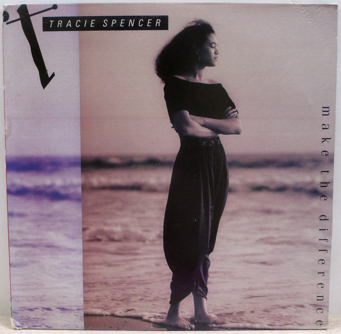 TRACIE SPENCER / MAKE THE DIFFERENCE