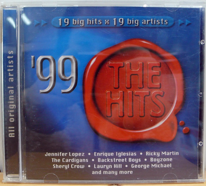 '99 THE HITS CD