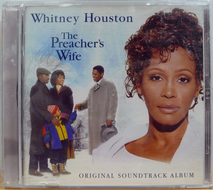 WHITNEY HOUSTON / The Preacher's Wife ost CD