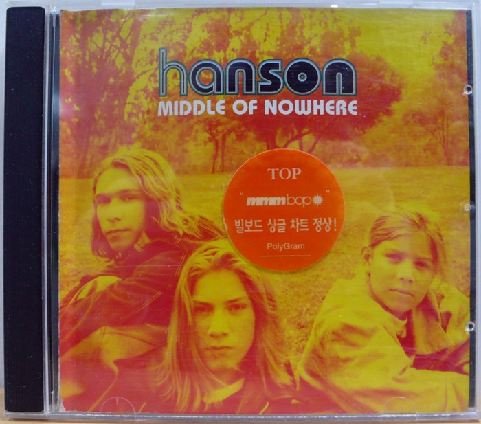 Hanson / Middle Of Nowhere CD