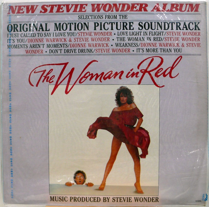 THE WOMAN IN RED ost / STEVIE WONDER
