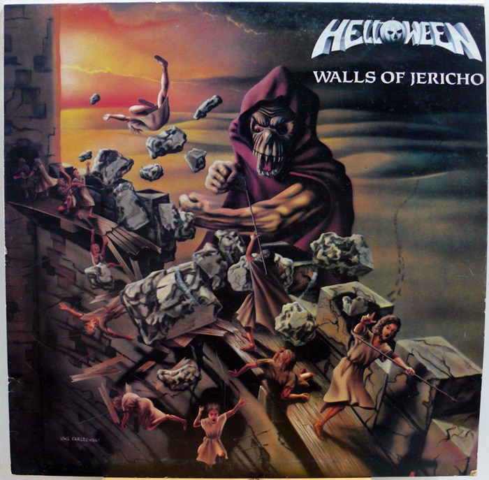 HELLOWEEN / WALLS OF JERICHO