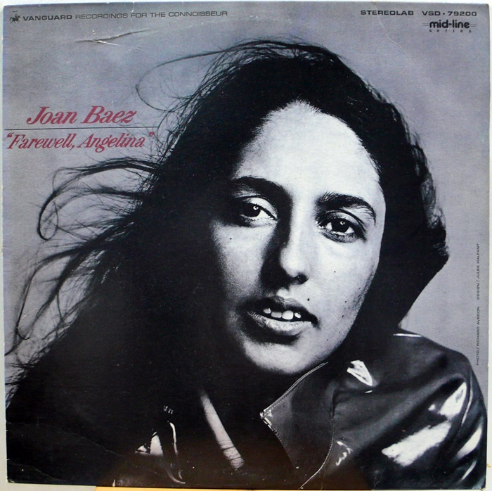 Joan Baez / Farewell, Angelina