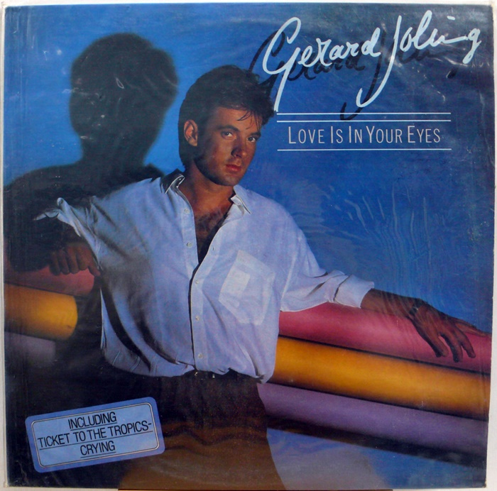 GERARD JOLING / LOVE IS IN YOUR EYES