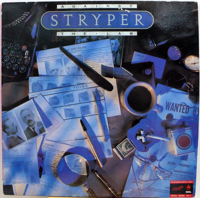 STRYPER / AGAINST THE LAW