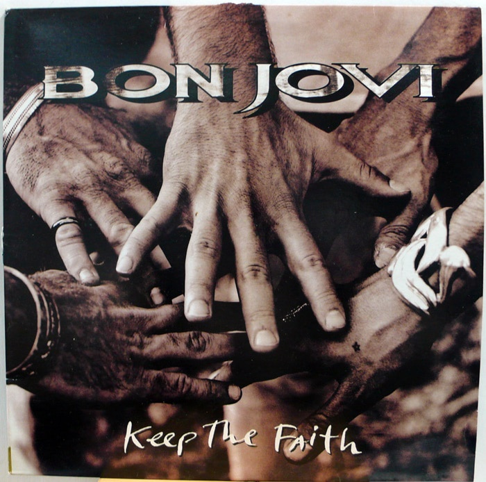 BON JOVI / KEEP THE FAITH