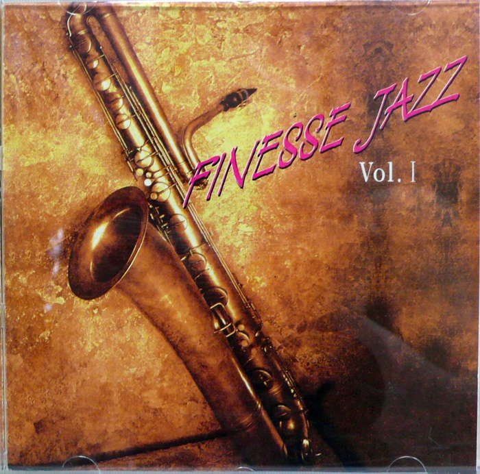 Finesse Jazz Vol.1 Vol.2 2CD