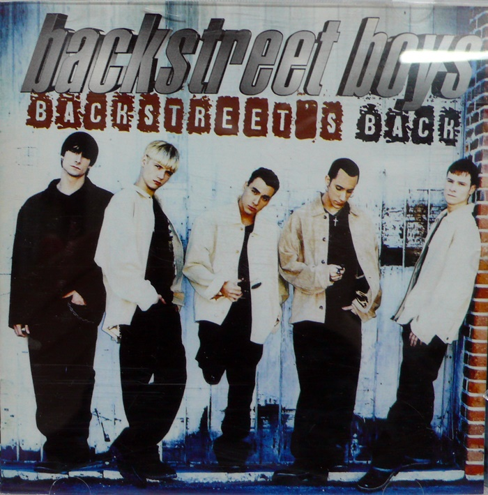 Backstreet Boys / BACKSTREET'S BACK