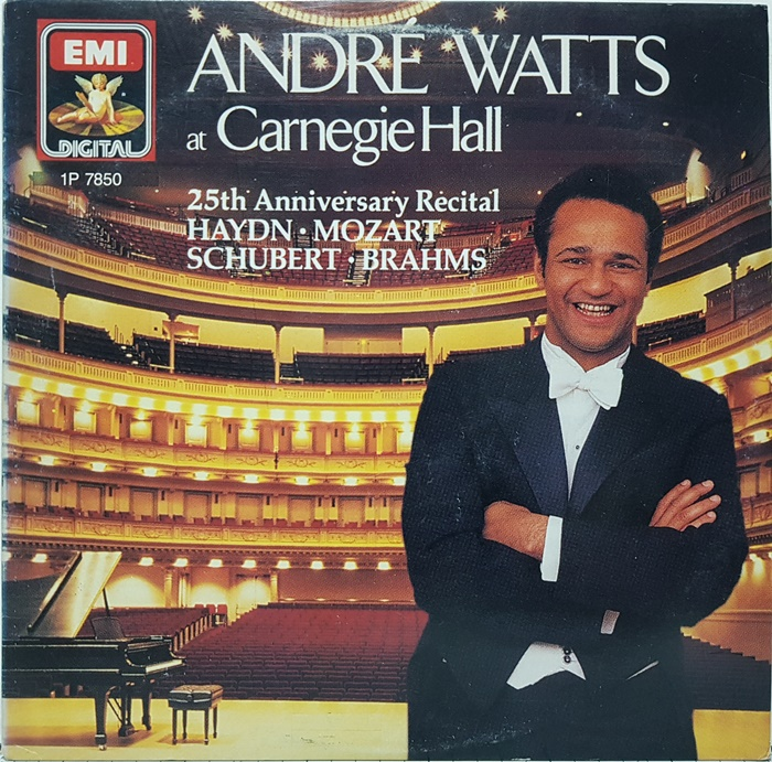Andre Watts at Carnegie Hall(수입)