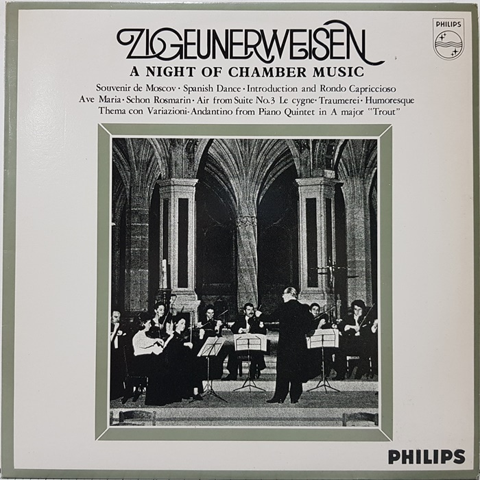 Zigeunerweisen / A Night of Chamber Music Various Artists