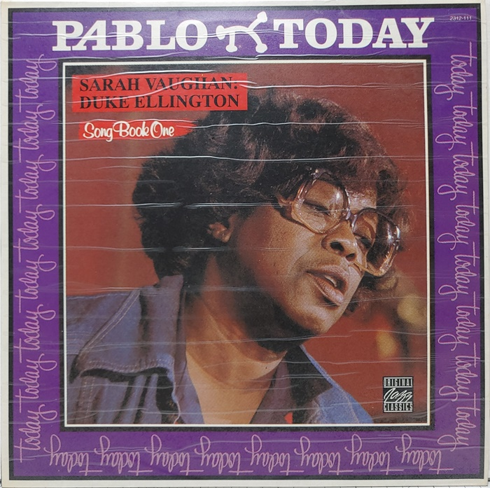SARAH VAUGHAN / PABLO TODAY