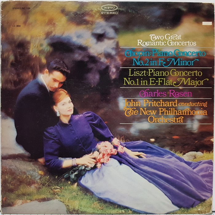 Two Great Romantic Concertos / Charles Rosen(수입)