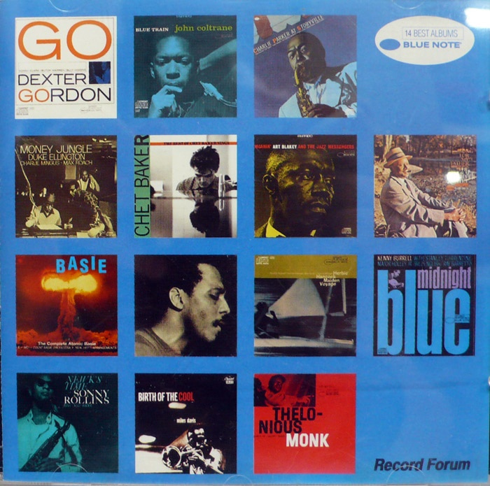 THE 14 BEST ALBUMS OF BLUE NOTE