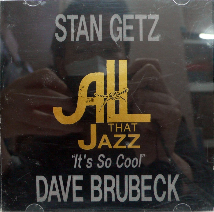 STAN GETZ DAVE BURBECK / ALL THAT JAZZ