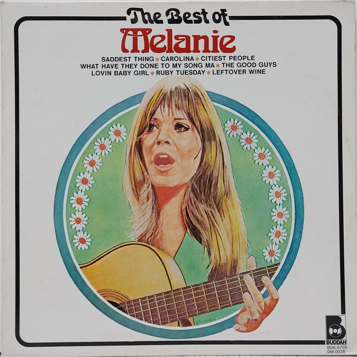 MELANIE / THE BEST OF MELANIE