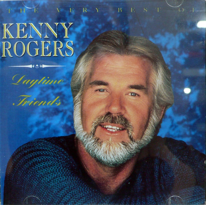 KENNY ROGERS / Daytime Friends Very Of Kenny Rogers
