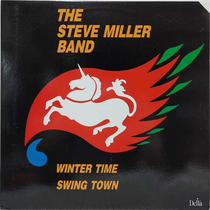 STEVE MILLER BAND / WINTER TIME SWING TOWN