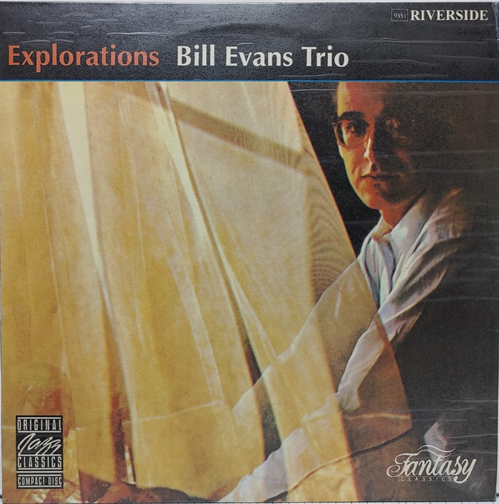 Bill Evans Trio / EXPLORATIONS