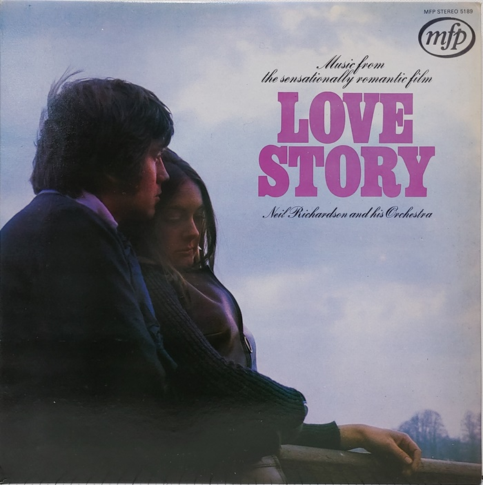 LOVE STORY ost / NEIL RICHARDSON AND HIS ORCHESTRA