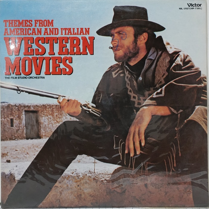 THEMES FROM AMERICAN AND ITALIAN WESTERN MOVIES(미개봉)