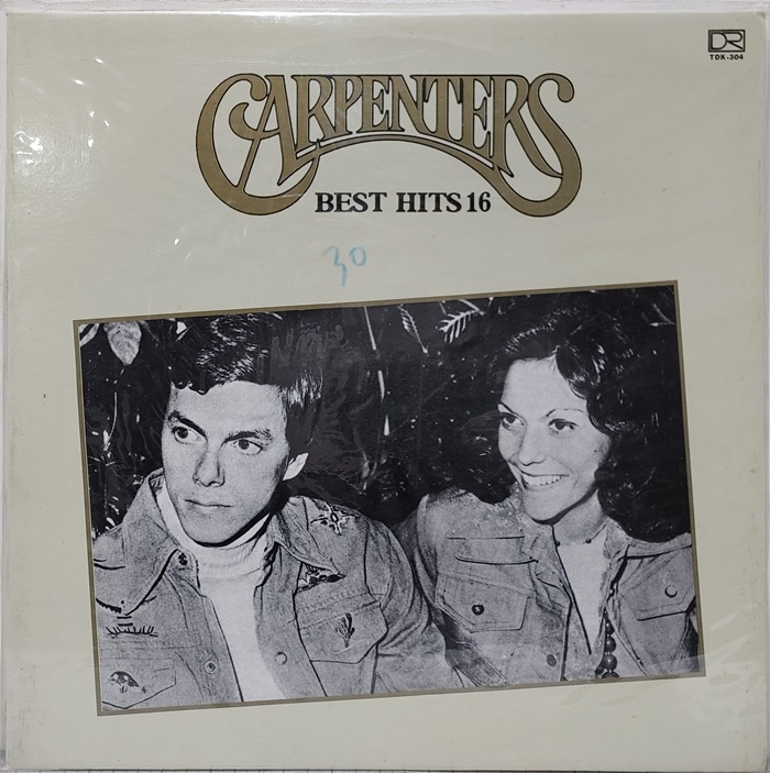 CARPENTERS / BEST HITS 16(미개봉)