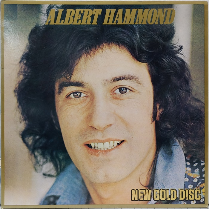 ALBERT HAMMOND / NEW GOLD DISC
