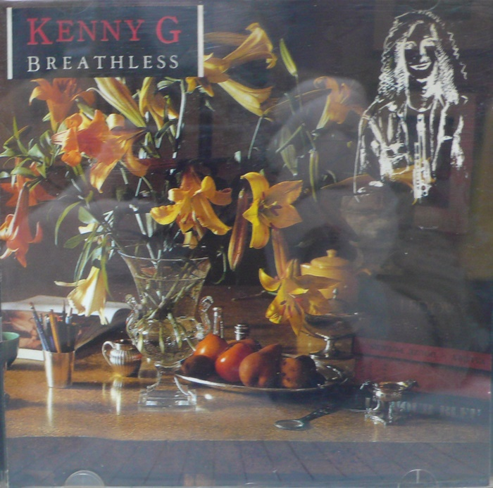 KENNY G / BREATHLESS