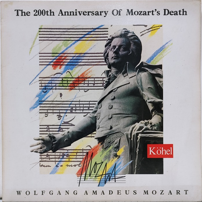 The 200th Anniversary of Mozarts Death