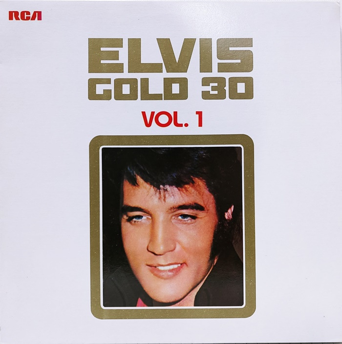 ELVIS / GOLD 30 2LP