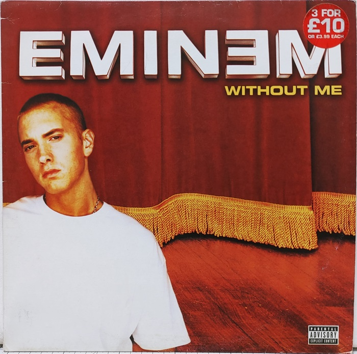 Eminem / Without Me(수입)