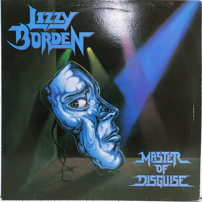 LIZZY BORDEN / MASTER OF DISGUISE