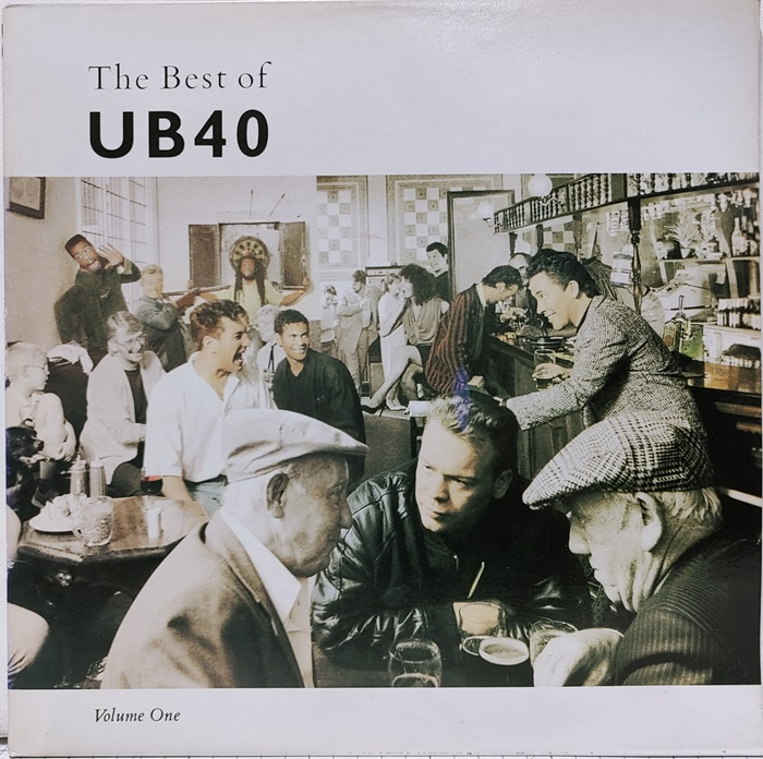 UB40 / THE BEST OF UB40 VOL.1