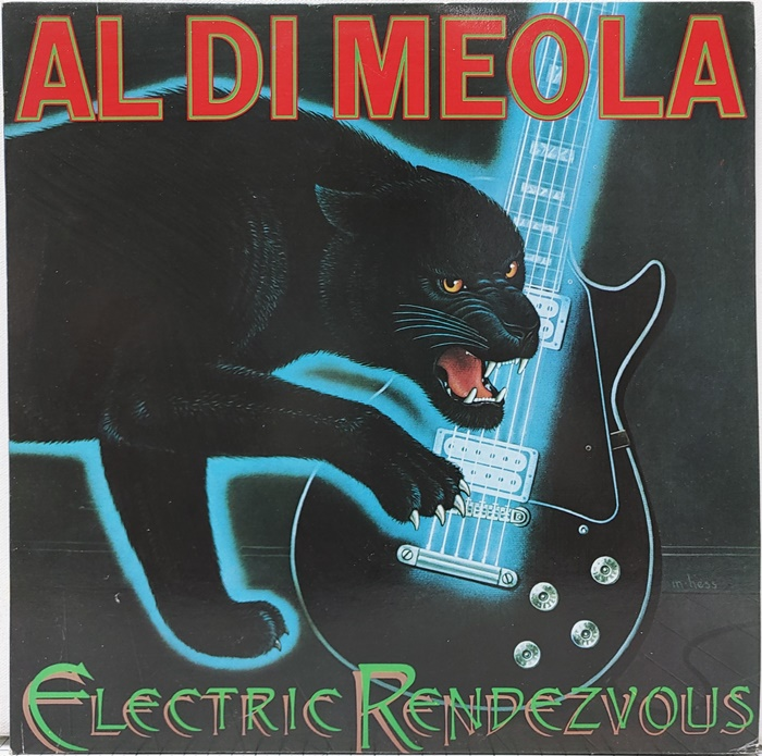 AL DI MEOLA / ELECTRIC RENDEZVOUS