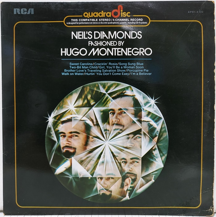 NEIL DIAMOND / Hugo Montenegro