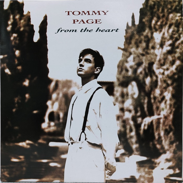 TOMMY PAGE / FROM THE HEART