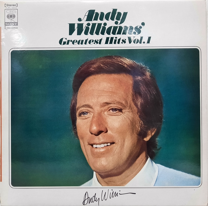 ANDY WILLIAMS / GREATEST HITS VOL.1