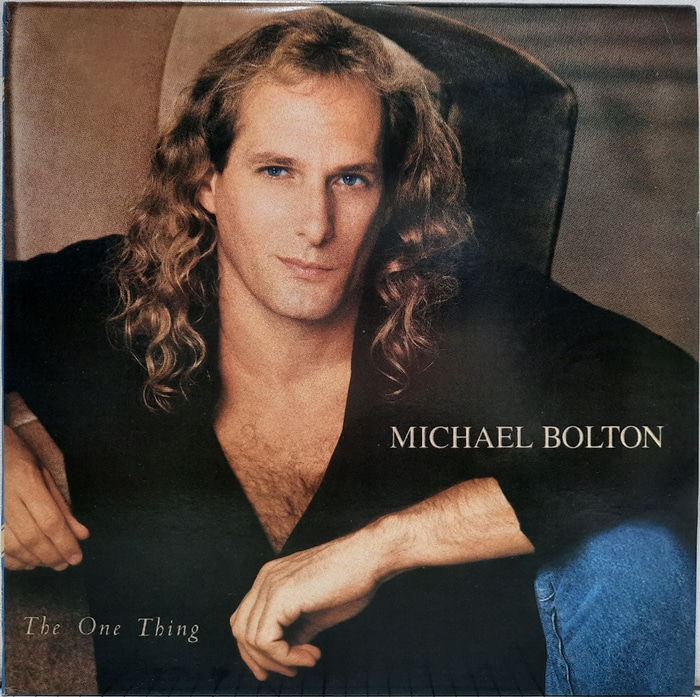 MICHAEL BOLTON / THE ONE THING