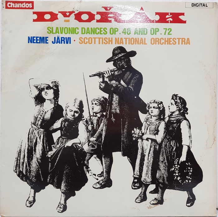 Dvorak : Slavonic Dances 2LP