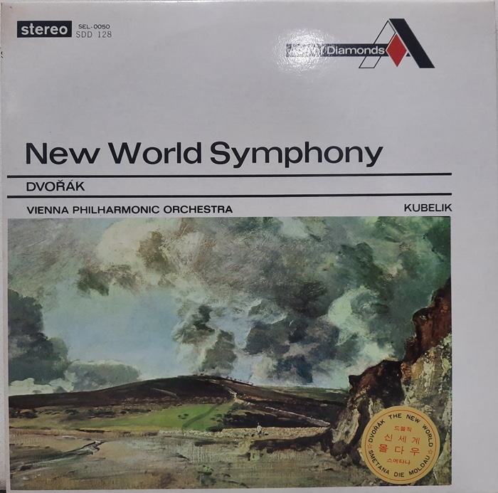 Dvorak : New World Symphony / Rafael Kubelik