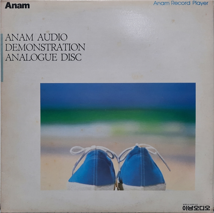 Anam Audio Demonstration Analogue Disc / 이선희 조용필
